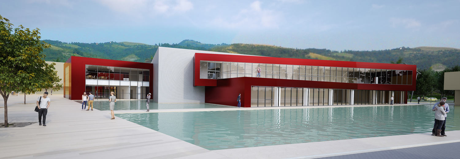 "POLO MUSEALE ""ART SCIENCE CENTRE"" - SASSO MARCONI (BO)"