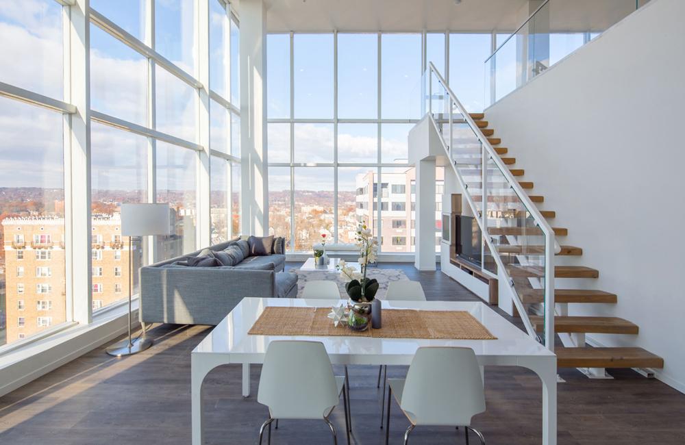 Apartment Interior View Jin Chen