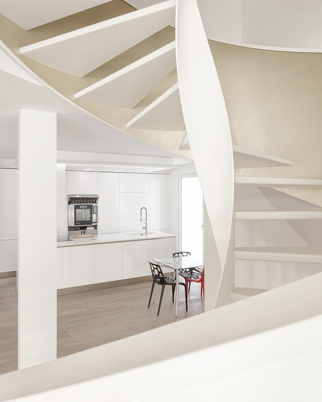 Open-Bright-Kitchen | Arch. Roberto Destro | Ideacasain Concreate Studio - Studio Maat