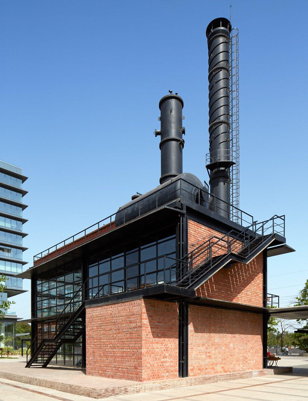AFTER: The Boiler Cafe Exterior Edmund Sumner}