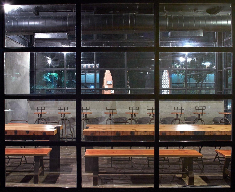 AFTER: The Boiler Cafe Interior Edmund Sumner}