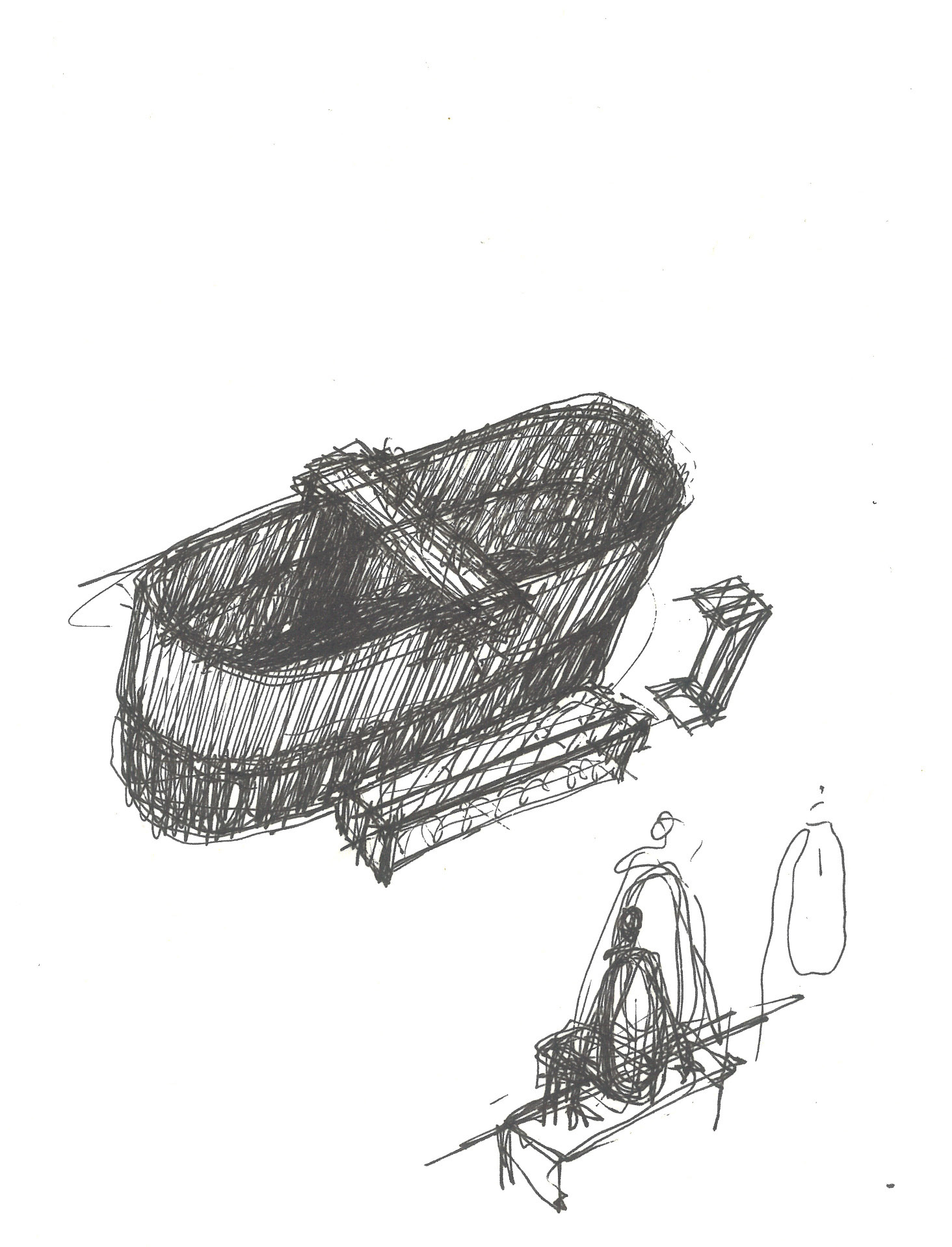 sketch by Lyndon Neri Lyndon Neri}