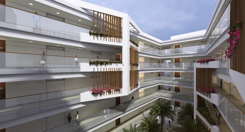 Courtyard 03