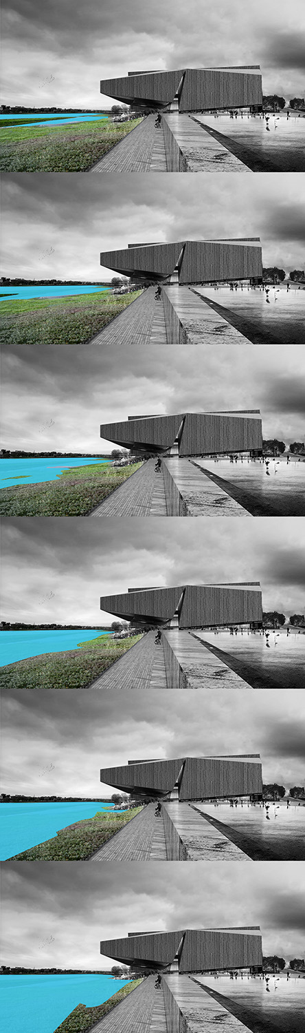 Water Levels in Kaunas TABANLIOGLU ARCHITECTS