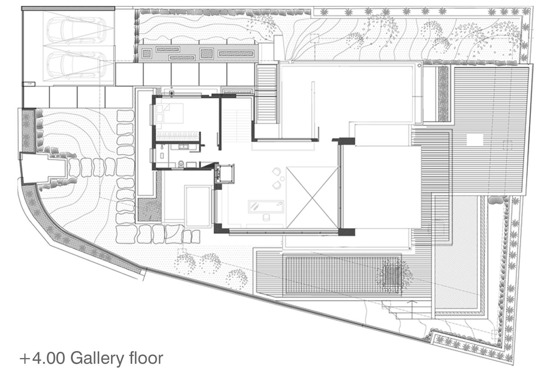 gallerie Ariel Isaac Franco Architecture Studio }