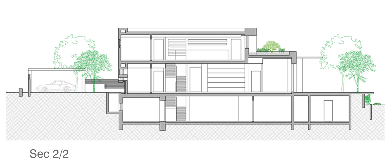 SEC Ariel Isaac Franco Architecture Studio }
