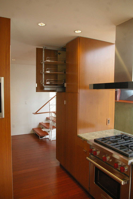 Kitchen-Cabinet Nichols Design Associates, Inc.