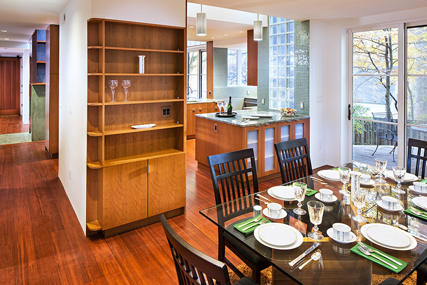 Kitchen-Dining Todd A. Smith Photography, LLC.