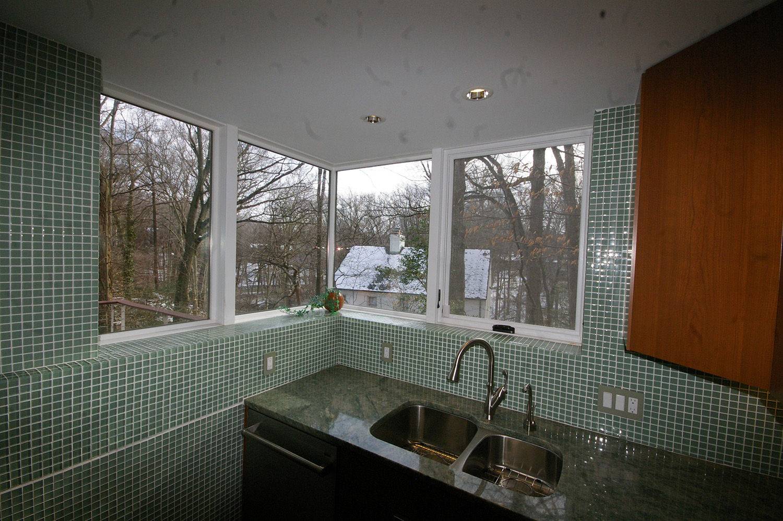 Kitchen-Sink-Exterior View Nichols Design Associates, Inc.