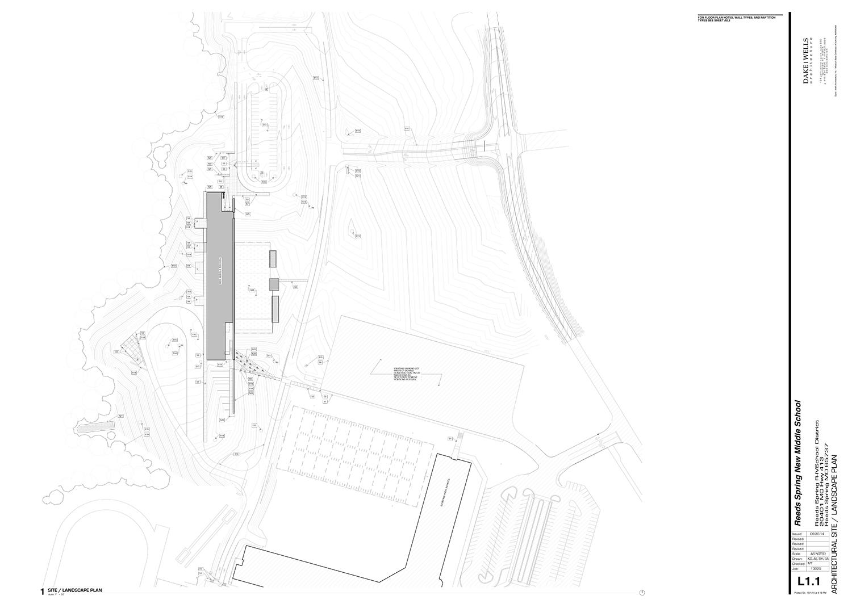 Site Plan Dake Wells Architecture}