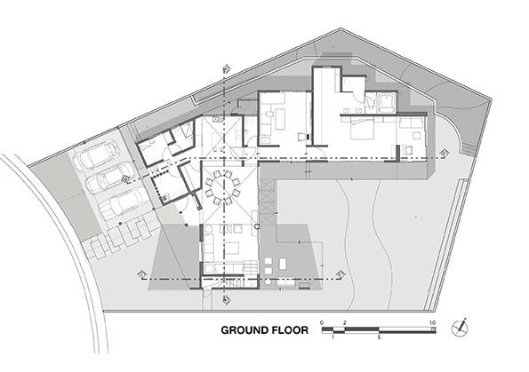 LPZ House - Ground Floor }