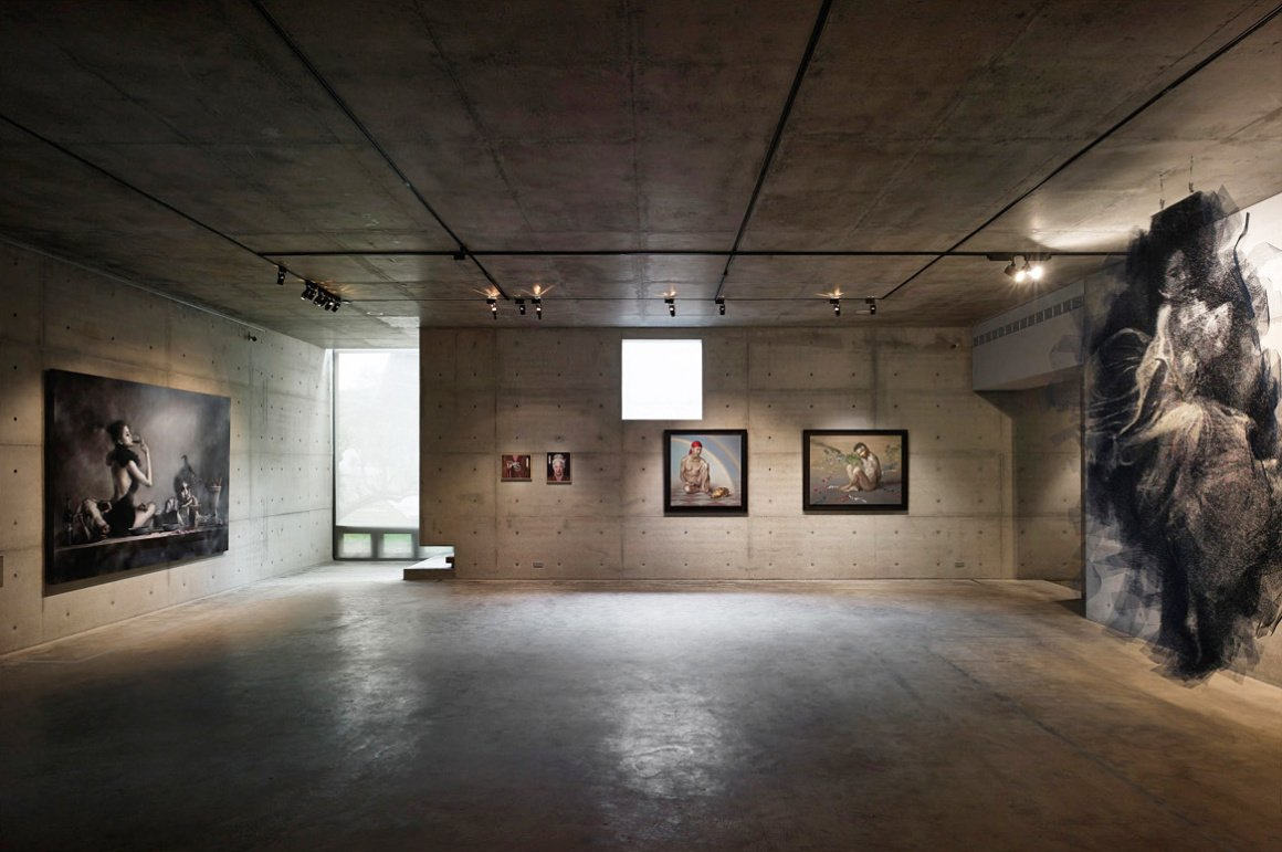 Exhibition in the museum