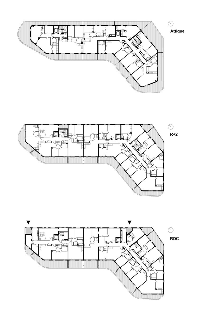 Plans PietriArchitectes}