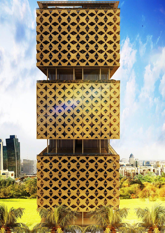 Lagos Wooden Tower HKA | Hermann Kamte & Associates