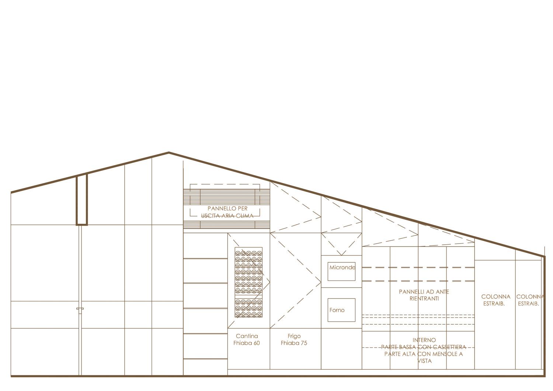Retro Cucina studio Michele Mezzina Architetto