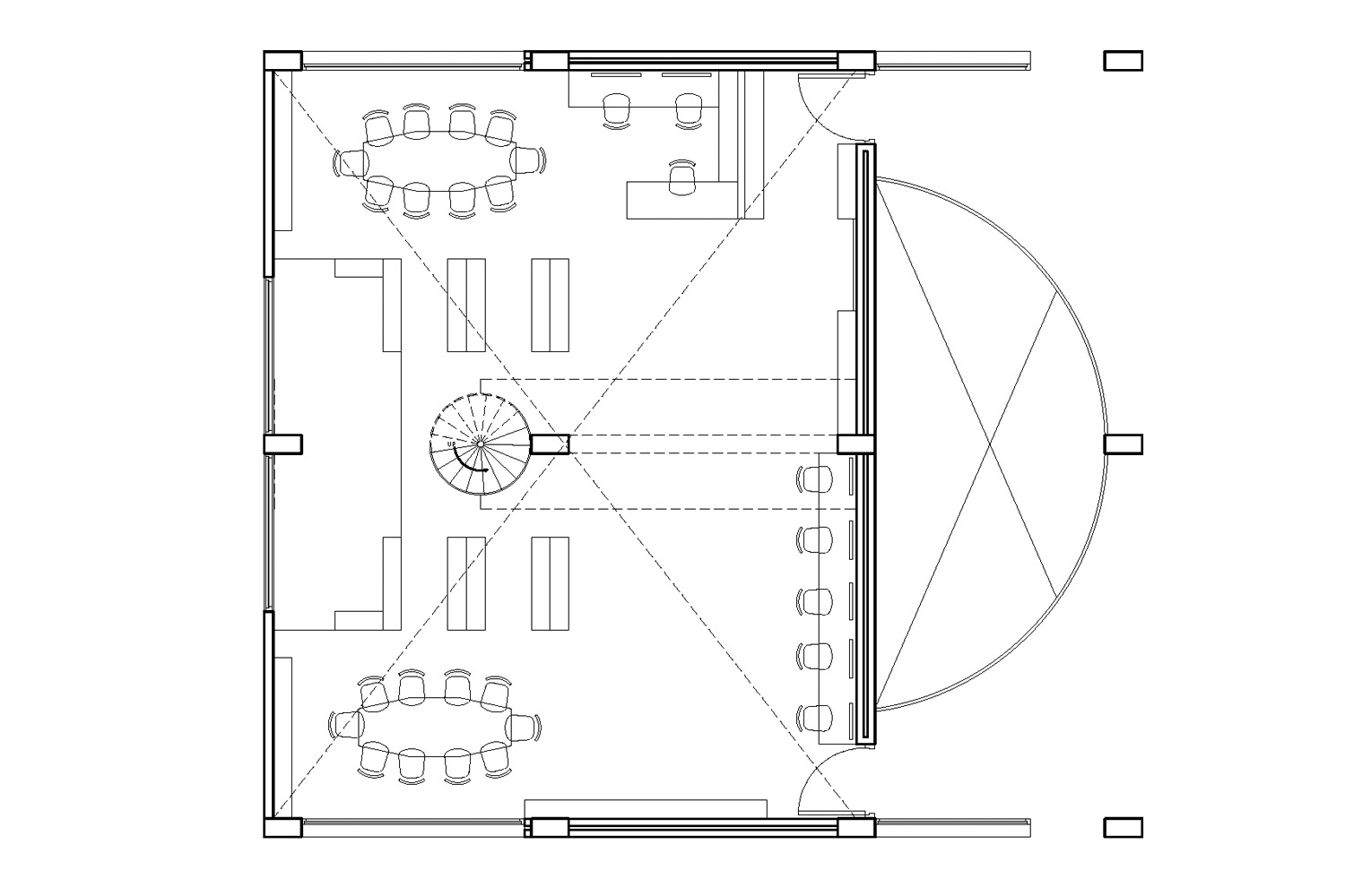 Library Part Plan }