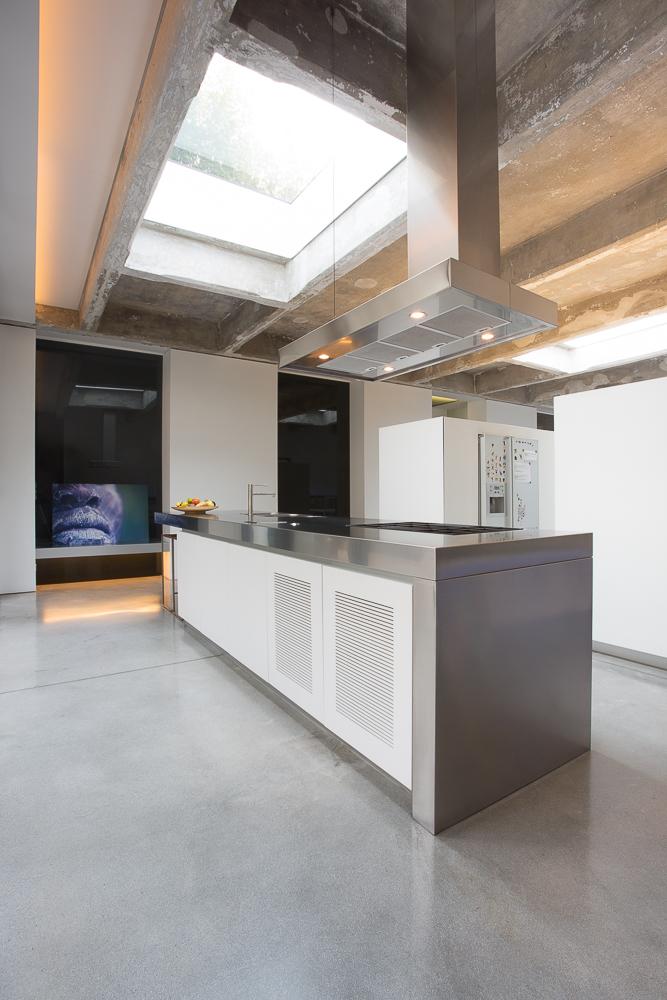 Loft San Salvario _ Camoletto Massimiliano _ UDA (1) Cucina