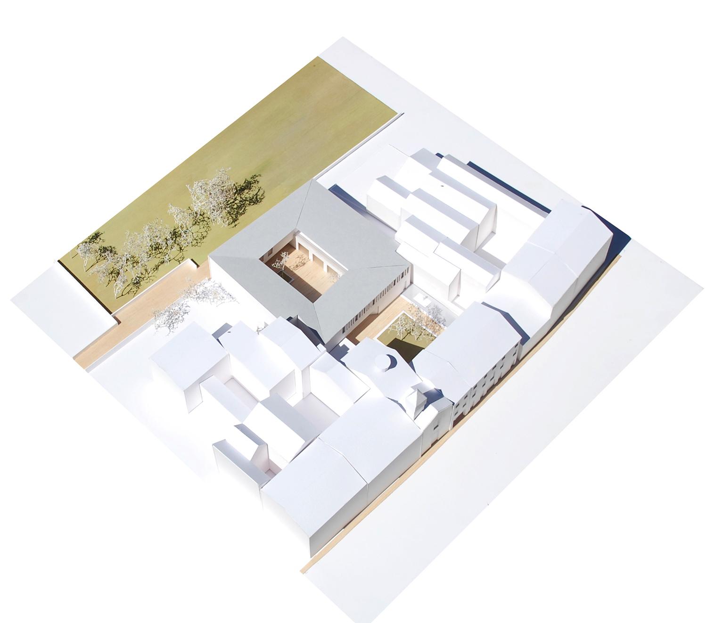 foto modello © MAB Arquitectura