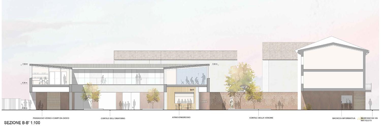 sezione 2 © MAB Arquitectura}