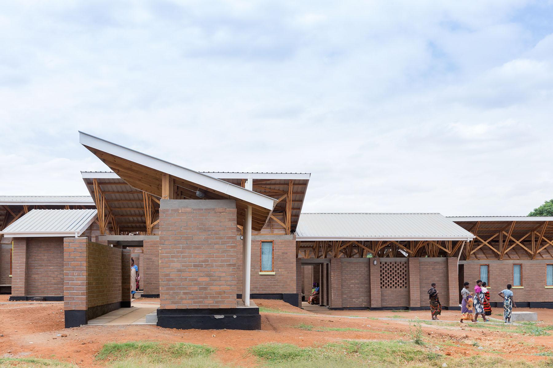 Maternity Waiting Village Elevation