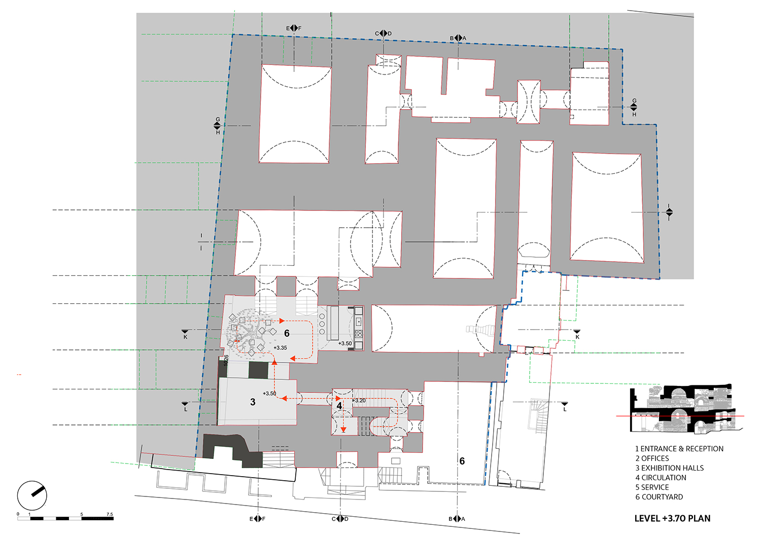 +370 Floor Plan TABANLIOGLU ARCHITECTS}