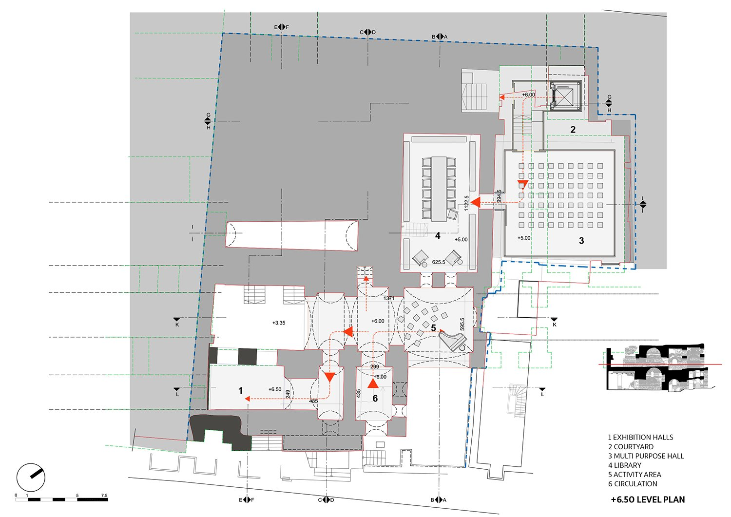 650 Floor Plan TABANLIOGLU ARCHITECTS}