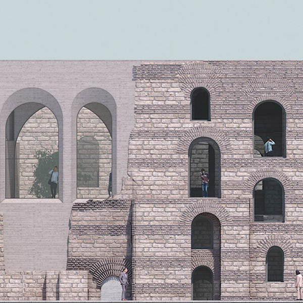 TABANLIOGLU ARCHITECTURE