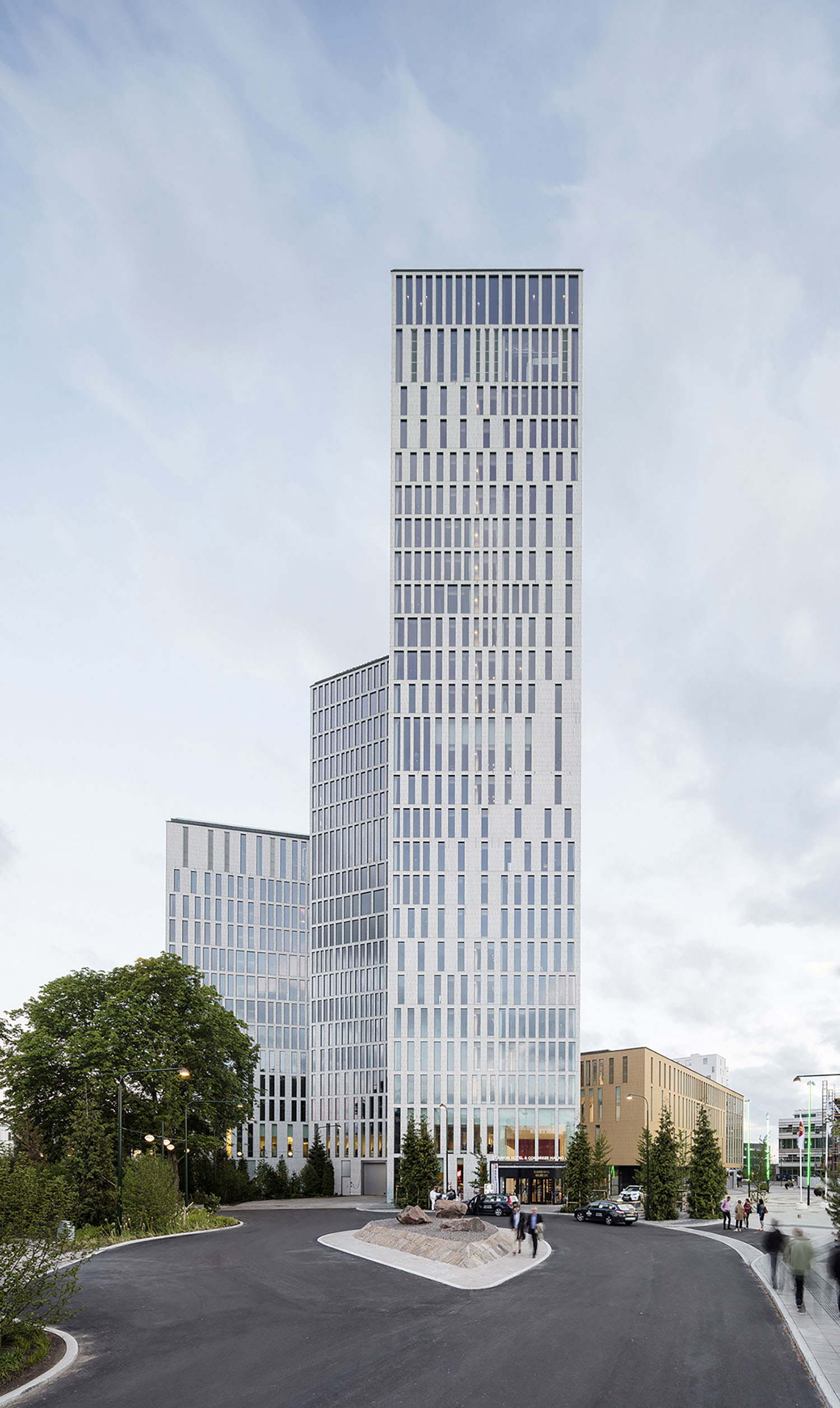 The Clarion Hotel at Malmö Live