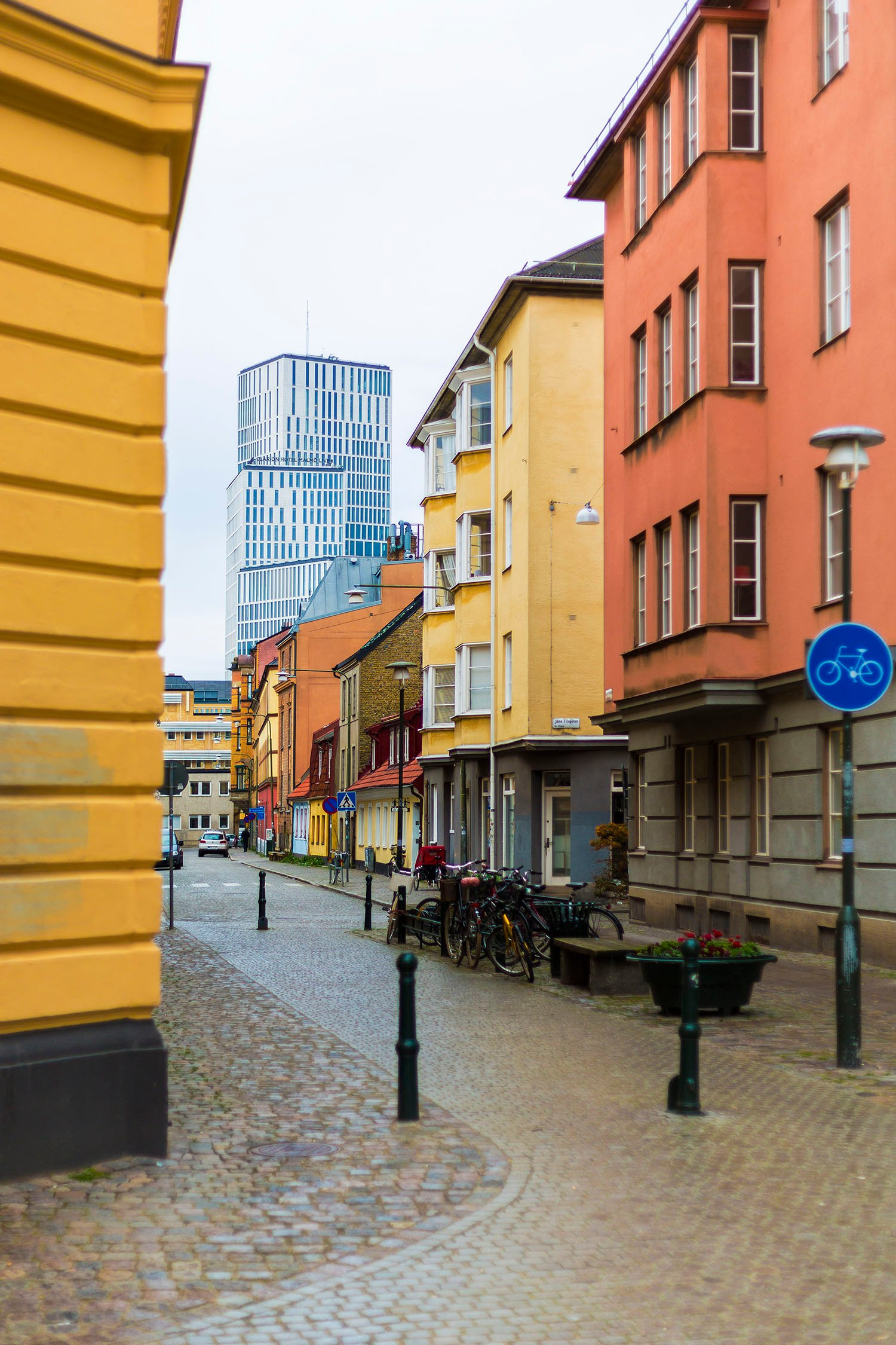 Malmö Live is becoming a focal point and landmark in Malmö