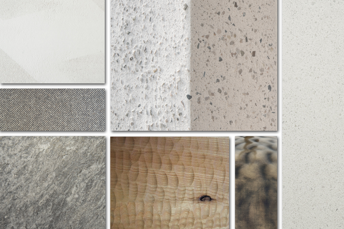 Material Boards }