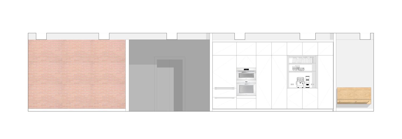 Elevation © Audrey Matlock Architect