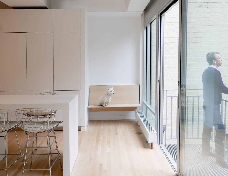 Tribeca Loft © Audrey Matlock Architect
