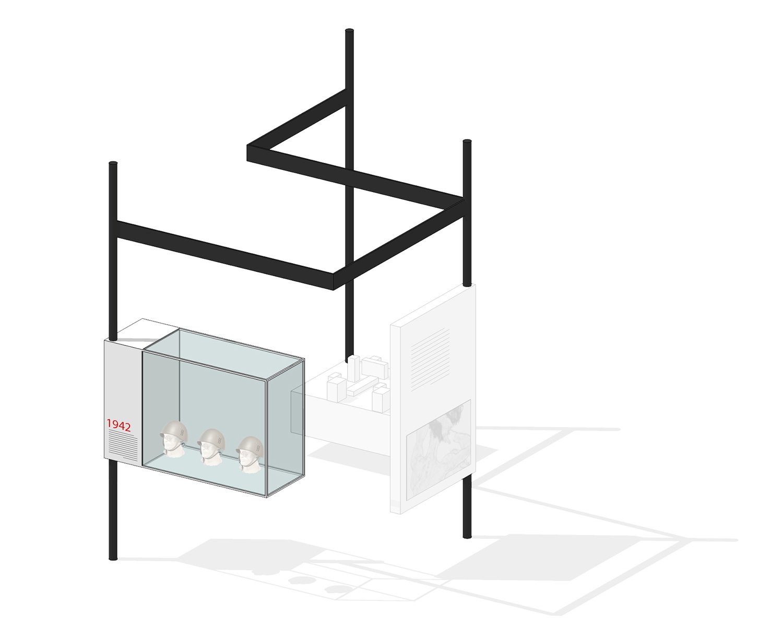 Module: Display Schluderarchitektur with Tabanlioglu Architects}