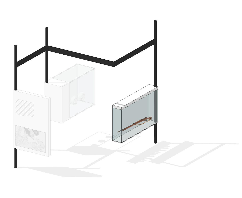 Module: Light Schluderarchitektur with Tabanlioglu Architects}