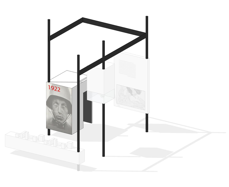 Module: Room Schluderarchitektur with Tabanlioglu Architects}