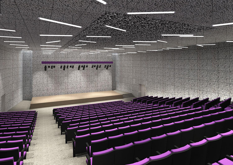 Museum Auditorium