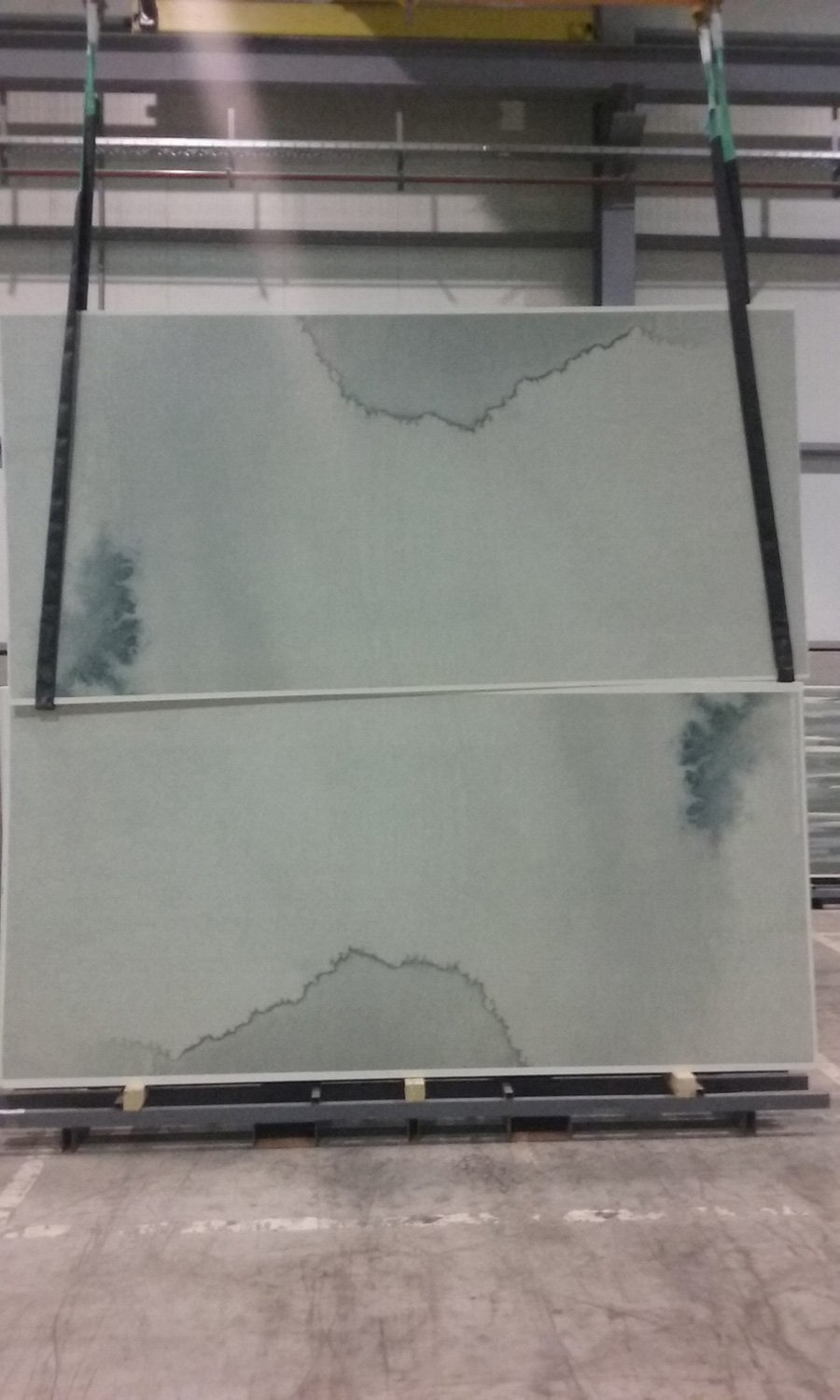 Neolith® RCR Watercolour, Production }