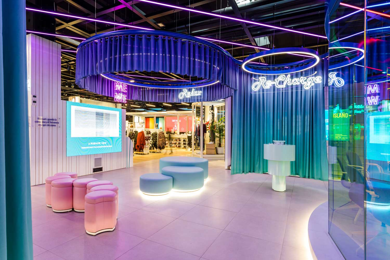 T-Island Lounge Photo: ToBe Studio