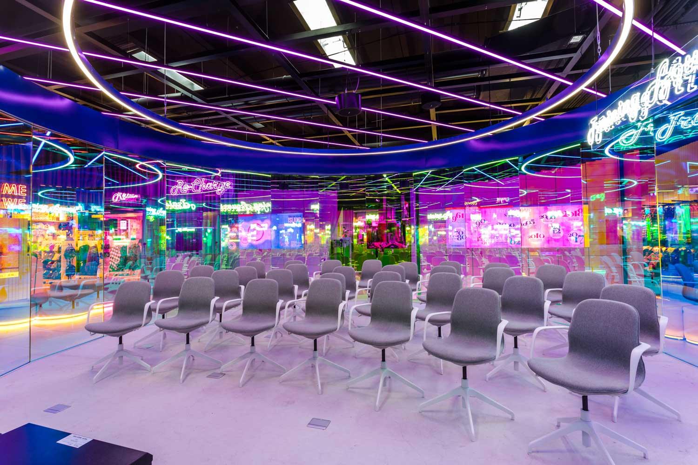 Meeting room Photo: ToBe Studio