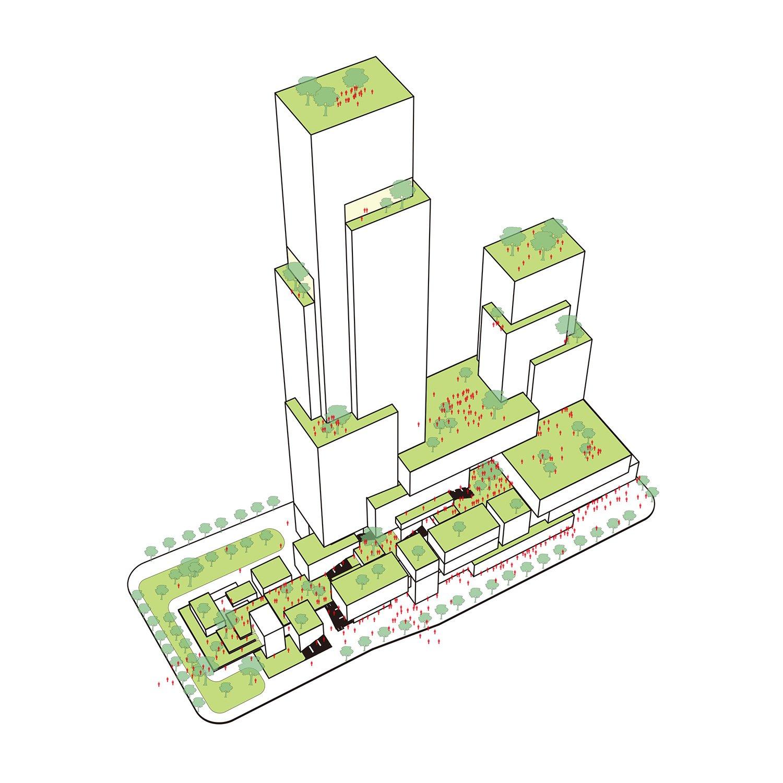 Vertical Garden City EID Architecture}