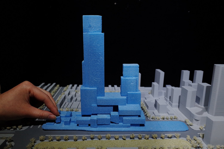 Model Study EID Architecture}