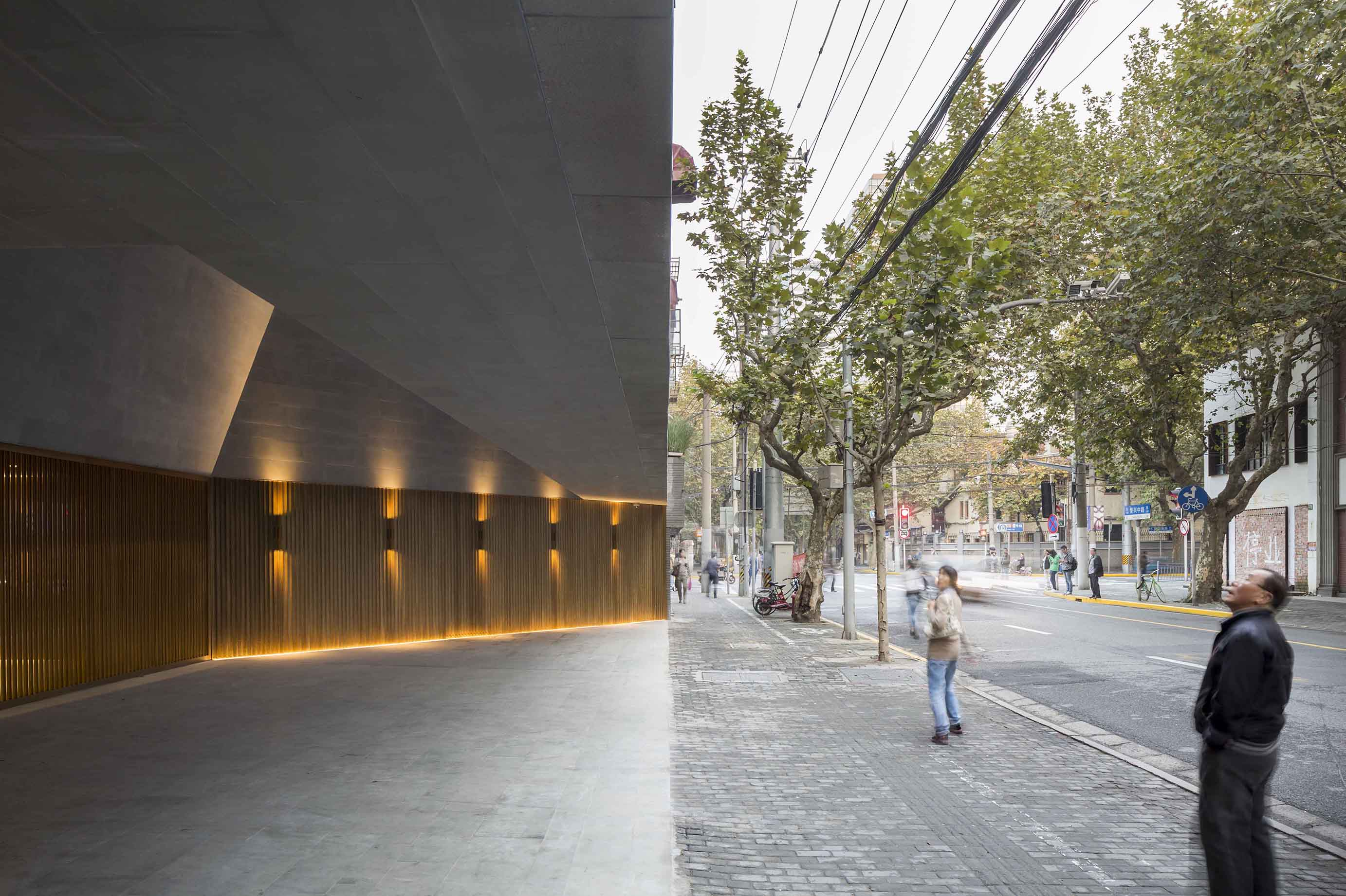 New Shanghai Theatre
