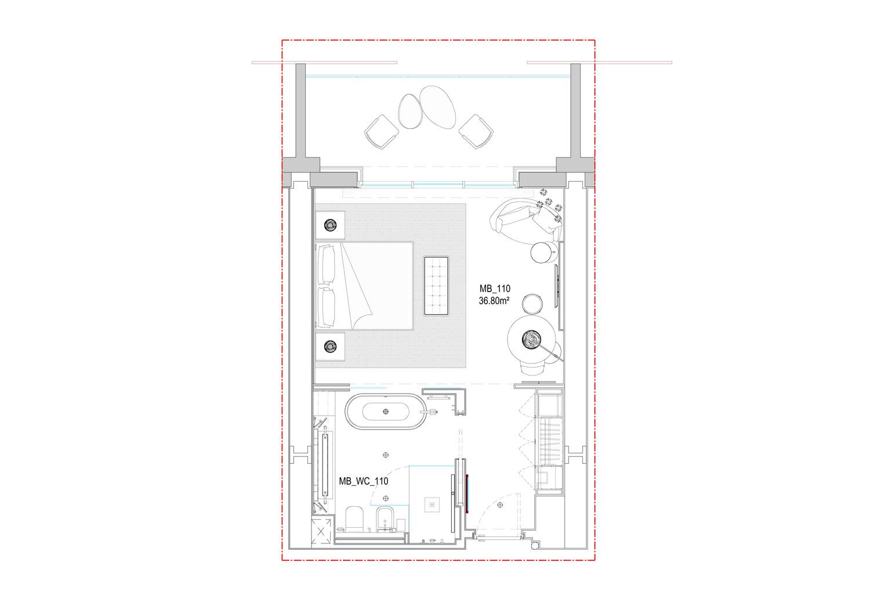Pianta King Room 1_50 Studio KWG}