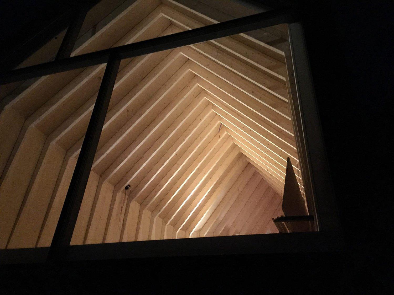 exterior glass }