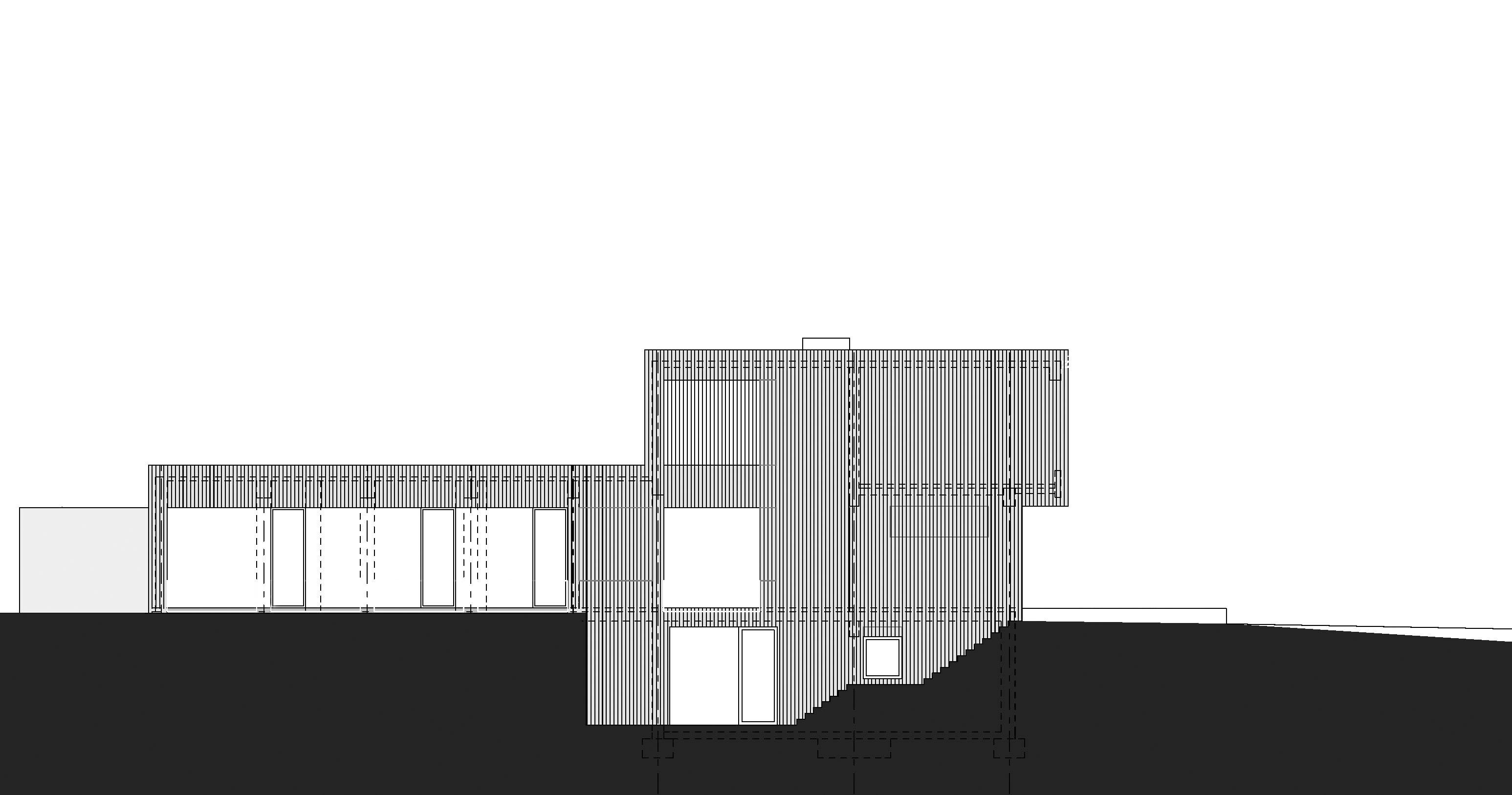 elevation SEHW Architektur}