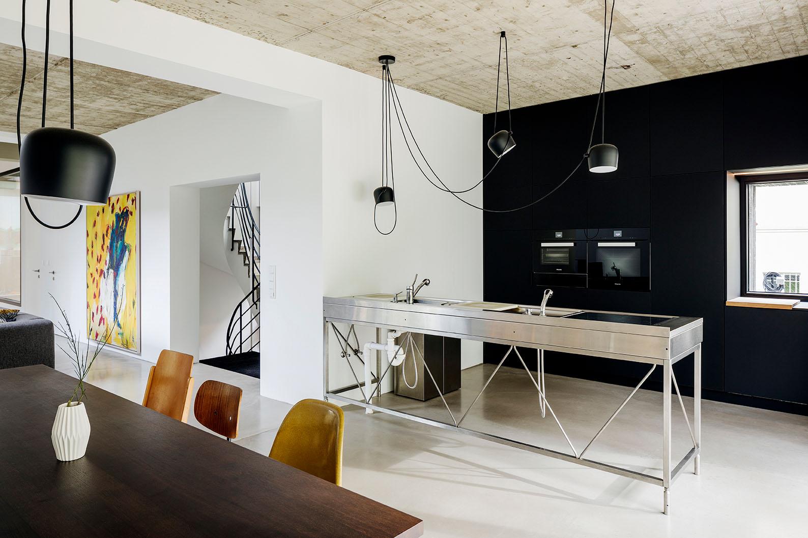 interior view Philipp Obkircher