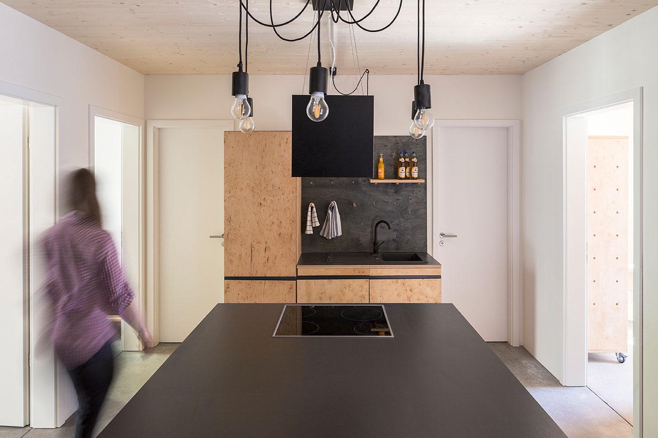 interior view kitchen Philipp Obkircher