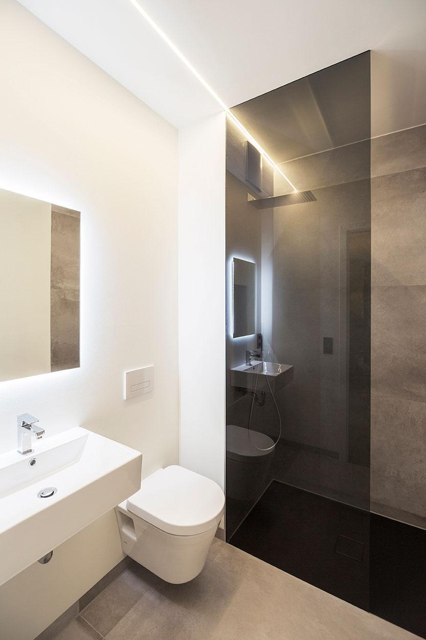 interior view bath Philipp Obkircher