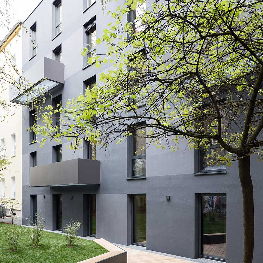 Sehw Architektur Gmbh Shared Living In Berlin