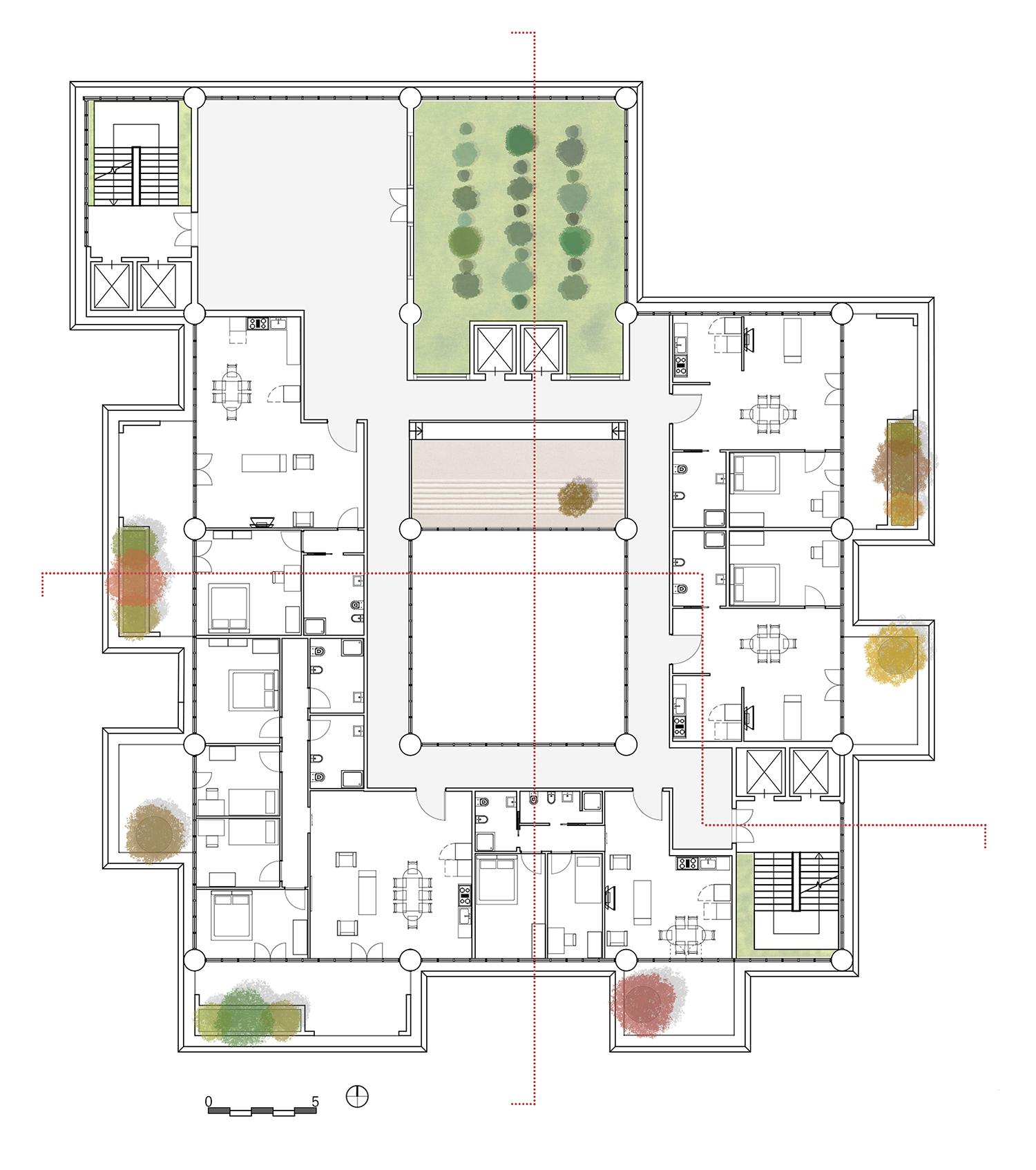 Level 12 | Residential Guglielmo Barberi}